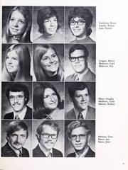 Page 17, 1973 Edition, Wartburg College - Fortress Yearbook (Waverly, IA) online yearbook collection