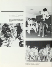 Page 10, 1984 Edition, Wartburg College - Fortress Yearbook (Waverly, IA) online yearbook collection