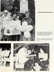 Page 11, 1984 Edition, Wartburg College - Fortress Yearbook (Waverly, IA) online yearbook collection