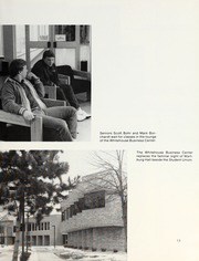 Page 17, 1984 Edition, Wartburg College - Fortress Yearbook (Waverly, IA) online yearbook collection