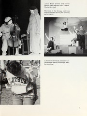 Page 9, 1984 Edition, Wartburg College - Fortress Yearbook (Waverly, IA) online yearbook collection