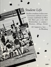 Page 11, 1986 Edition, Wartburg College - Fortress Yearbook (Waverly, IA) online yearbook collection