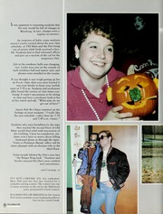 Page 12, 1986 Edition, Wartburg College - Fortress Yearbook (Waverly, IA) online yearbook collection