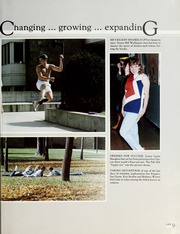 Page 13, 1986 Edition, Wartburg College - Fortress Yearbook (Waverly, IA) online yearbook collection