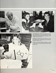 Page 15, 1986 Edition, Wartburg College - Fortress Yearbook (Waverly, IA) online yearbook collection