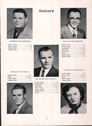 Page 15, 1953 Edition, Colwell High School - Panther Tales Yearbook (Colwell, IA) online yearbook collection