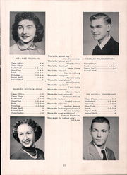 Page 17, 1953 Edition, Colwell High School - Panther Tales Yearbook (Colwell, IA) online yearbook collection