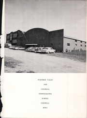 Page 5, 1959 Edition, Colwell High School - Panther Tales Yearbook (Colwell, IA) online yearbook collection