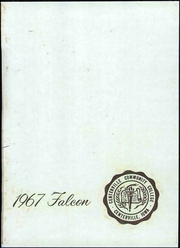 1967 Edition, Indian Hills Community College - Falcon Yearbook (Centerville, IA)