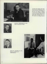 Page 12, 1966 Edition, Fort Dodge Community College - Panther Yearbook (Fort Dodge, IA) online yearbook collection