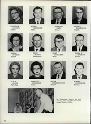 Page 16, 1966 Edition, Fort Dodge Community College - Panther Yearbook (Fort Dodge, IA) online yearbook collection