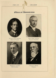 Page 12, 1919 Edition, Iowa Wesleyan College - Croaker Yearbook (Mount Pleasant, IA) online yearbook collection