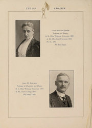 Page 17, 1919 Edition, Iowa Wesleyan College - Croaker Yearbook (Mount Pleasant, IA) online yearbook collection