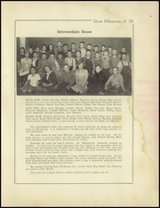 Page 17, 1946 Edition, Thornburg High School - Orange and Black Yearbook (Thornburg, IA) online yearbook collection