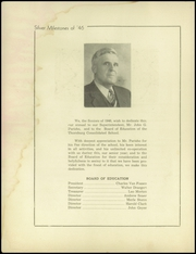 Page 4, 1946 Edition, Thornburg High School - Orange and Black Yearbook (Thornburg, IA) online yearbook collection