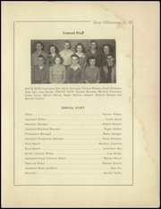 Page 5, 1946 Edition, Thornburg High School - Orange and Black Yearbook (Thornburg, IA) online yearbook collection