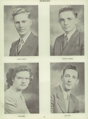 Page 10, 1951 Edition, Thornburg High School - Orange and Black Yearbook (Thornburg, IA) online yearbook collection