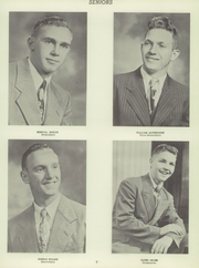 Page 11, 1951 Edition, Thornburg High School - Orange and Black Yearbook (Thornburg, IA) online yearbook collection