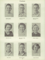 Page 14, 1951 Edition, Thornburg High School - Orange and Black Yearbook (Thornburg, IA) online yearbook collection