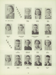 Page 16, 1951 Edition, Thornburg High School - Orange and Black Yearbook (Thornburg, IA) online yearbook collection