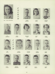 Page 17, 1951 Edition, Thornburg High School - Orange and Black Yearbook (Thornburg, IA) online yearbook collection