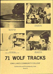 Page 7, 1977 Edition, Iowa Lakes Community College - Wolf Tracks Yearbook (Estherville, IA) online yearbook collection