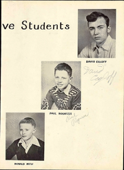Page 9, 1950 Edition, Monroe Middle School - Mirror Yearbook (Mason City, IA) online yearbook collection