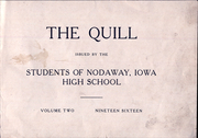 Page 3, 1916 Edition, Nodaway High School - Quill Yearbook (Nodaway, IA) online yearbook collection