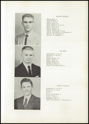 Page 13, 1955 Edition, Nodaway High School - Quill Yearbook (Nodaway, IA) online yearbook collection