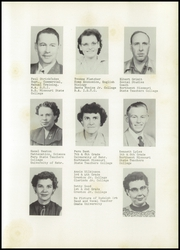Page 9, 1955 Edition, Nodaway High School - Quill Yearbook (Nodaway, IA) online yearbook collection