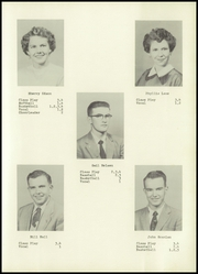 Page 13, 1956 Edition, Nodaway High School - Quill Yearbook (Nodaway, IA) online yearbook collection