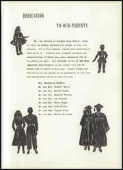 Page 5, 1958 Edition, Nodaway High School - Quill Yearbook (Nodaway, IA) online yearbook collection