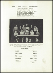Page 7, 1958 Edition, Nodaway High School - Quill Yearbook (Nodaway, IA) online yearbook collection