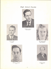 Page 6, 1950 Edition, Bradgate High School - Hawk Yearbook (Bradgate, IA) online yearbook collection