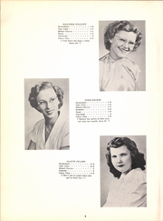 Page 8, 1950 Edition, Bradgate High School - Hawk Yearbook (Bradgate, IA) online yearbook collection