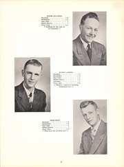 Page 9, 1950 Edition, Gilmore City High School - Black and Gold Yearbook (Gilmore City, IA) online yearbook collection