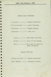 Page 11, 1941 Edition, Maxwell Community High School - Rocket Yearbook (Maxwell, IA) online yearbook collection