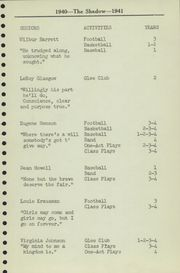 Page 17, 1941 Edition, Maxwell Community High School - Rocket Yearbook (Maxwell, IA) online yearbook collection