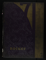 1971 Edition, Maxwell Community High School - Rocket Yearbook (Maxwell, IA)