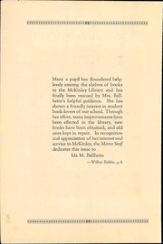 Page 4, 1927 Edition, McKinley Middle School - Mirror Yearbook (Cedar Rapids, IA) online yearbook collection