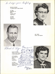 Page 15, 1955 Edition, Wales Lincoln High School - Log Yearbook (Wales, IA) online yearbook collection