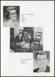 Page 15, 1954 Edition, Oak Park Academy - Oak Leaf Yearbook (Nevada, IA) online yearbook collection