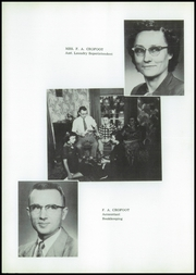 Page 16, 1954 Edition, Oak Park Academy - Oak Leaf Yearbook (Nevada, IA) online yearbook collection