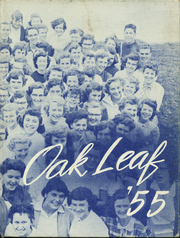 Page 1, 1955 Edition, Oak Park Academy - Oak Leaf Yearbook (Nevada, IA) online yearbook collection