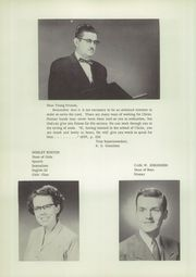 Page 10, 1955 Edition, Oak Park Academy - Oak Leaf Yearbook (Nevada, IA) online yearbook collection