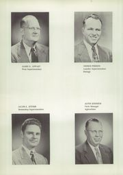 Page 12, 1955 Edition, Oak Park Academy - Oak Leaf Yearbook (Nevada, IA) online yearbook collection