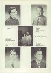 Page 13, 1955 Edition, Oak Park Academy - Oak Leaf Yearbook (Nevada, IA) online yearbook collection