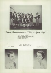 Page 16, 1955 Edition, Oak Park Academy - Oak Leaf Yearbook (Nevada, IA) online yearbook collection