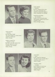 Page 17, 1955 Edition, Oak Park Academy - Oak Leaf Yearbook (Nevada, IA) online yearbook collection