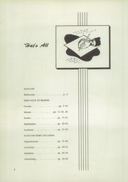 Page 6, 1955 Edition, Oak Park Academy - Oak Leaf Yearbook (Nevada, IA) online yearbook collection